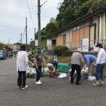 琵琶湖市民一斉清掃