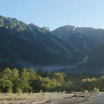 登山シーズン連休に燕岳&上高地